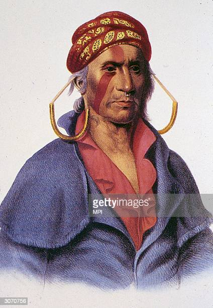 Paytakootha or Flying Clouds a Shawnee warrior of the Chillicothe tribe and a wandering arbitrator between the Native Americans and the settlers...