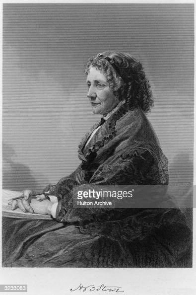 the abolitionist themes in the works of harriet beecher stowe an american author Harriet beecher stowe (1811-1896) american author and daughter of lyman beecher, she was an abolitionist and author of the famous antislavery novel, uncle tom's cabin .