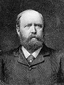 Othniel Charles Marsh Yale Professor of Paleontology who made many important dinosaur fossil discoveries mainly in the Rockies