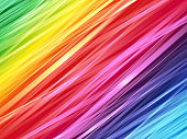 color rainbow striped background modern style
