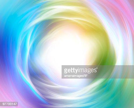 Colorful Circle, Illustration : Stock Illustration