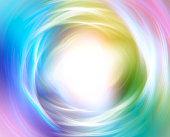Colorful Circle, Illustration