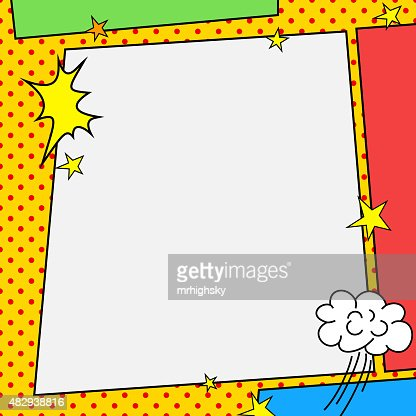 Image Result For Comic Book Page Color Plate