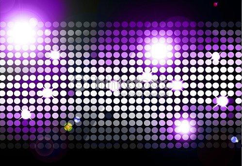 Coole Disco Hintergrund Stock Illustration Thinkstock