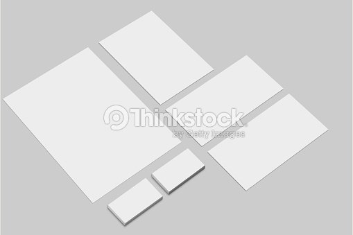 Corporate identity presentation template branding mockup set corporate identity presentation template branding mockup set letterhead envelope and business cards empty template flashek Image collections