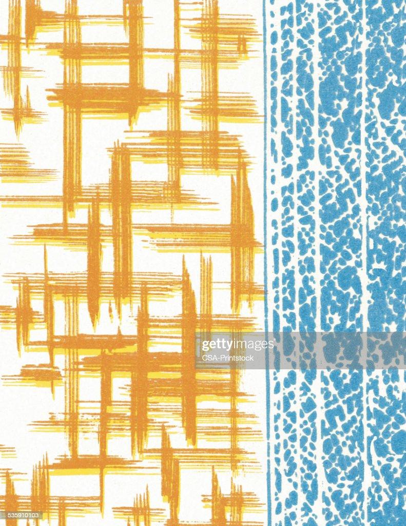 Crosshatch Pattern : Stock Illustration