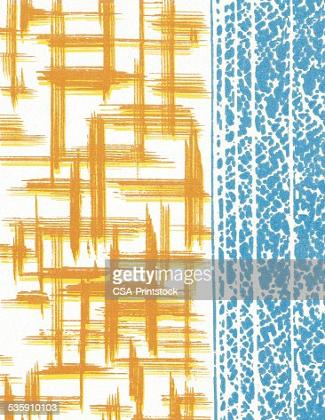 Crosshatch Pattern : Stock Illustration