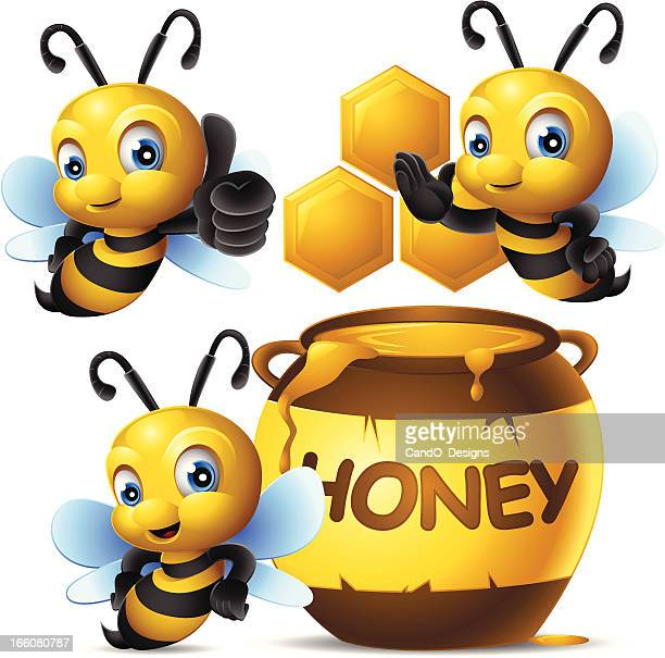 Cute Bee: 3 in 1