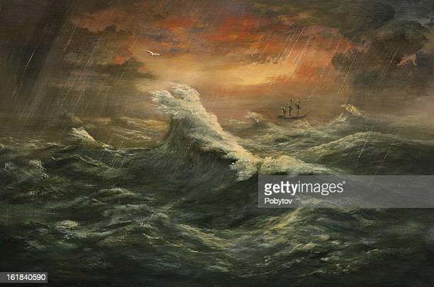decuman wave