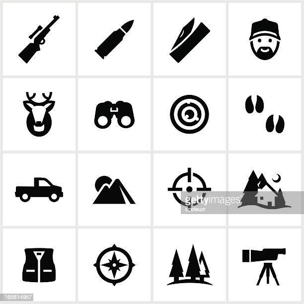 Deer Hunting Icons
