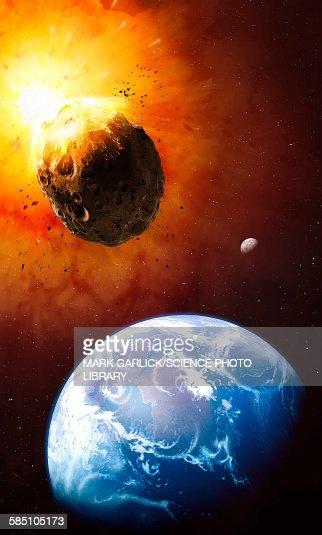 near earth asteroids - photo #44