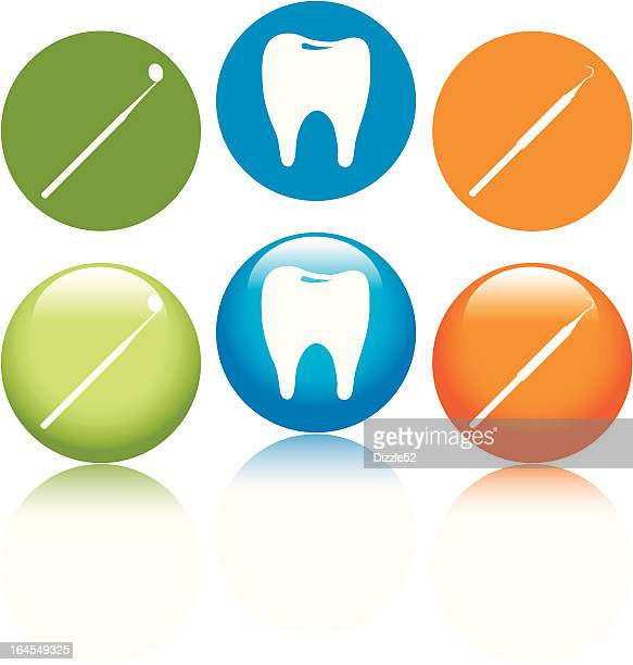 Iconos de Dental