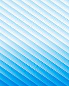 Diagonal blue lines