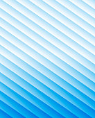 Diagonal blue lines