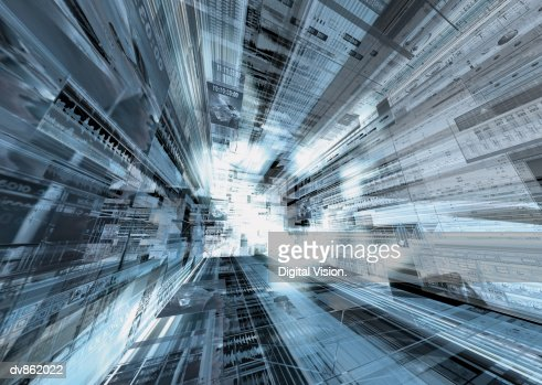 Digital Design : Stock Illustration