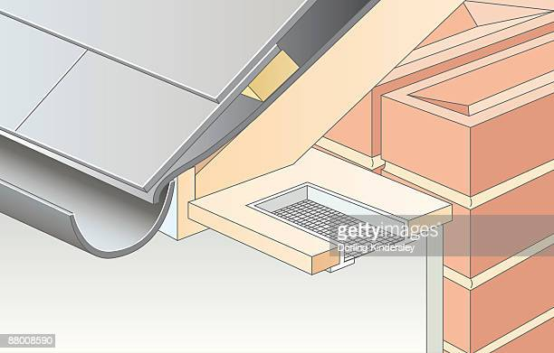 Gutter Stock Illustrations And Cartoons Getty Images