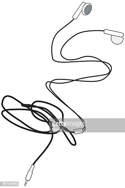 Earphones for MP3 Player