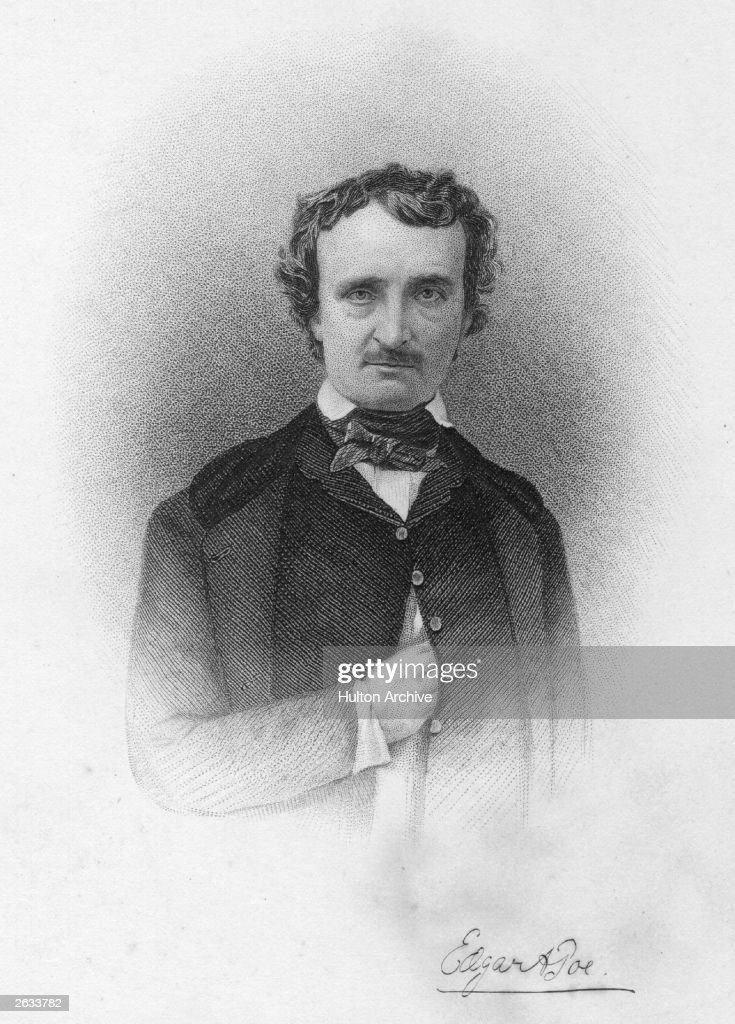 a biography of edgar allan poe an american author Who knew that the internationally-renowned american author edgar allan poe  had a scottish connection the internationally-renowned author.