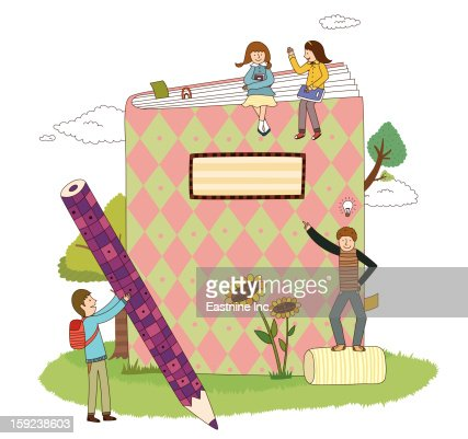 Education : Stock Illustration
