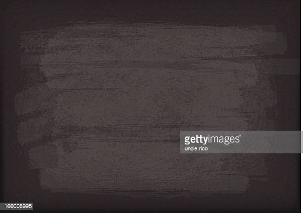 empty blackboard background
