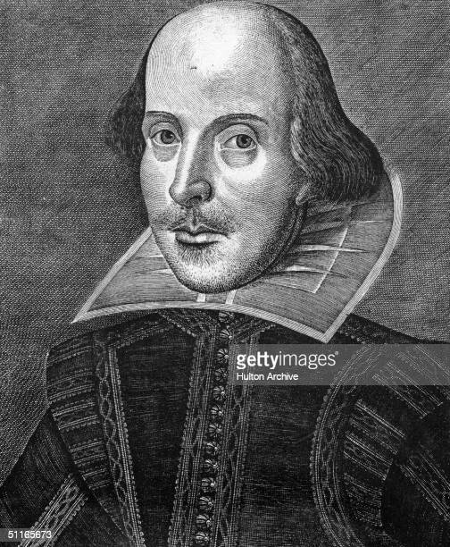 English dramatist William Shakespeare circa 1600