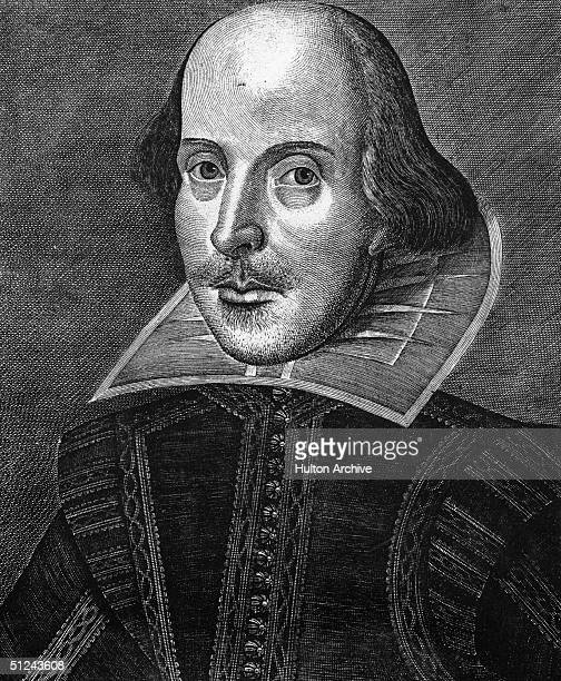 1623 English dramatist William Shakespeare