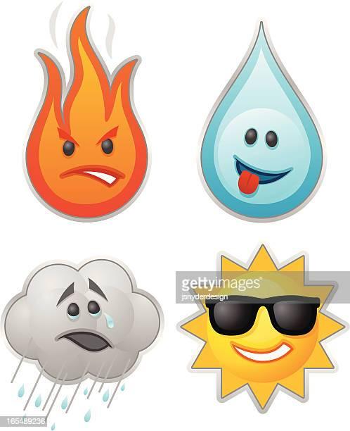 Enviromental Emoticons