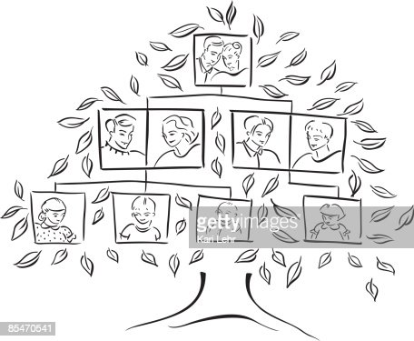 drawing family trees