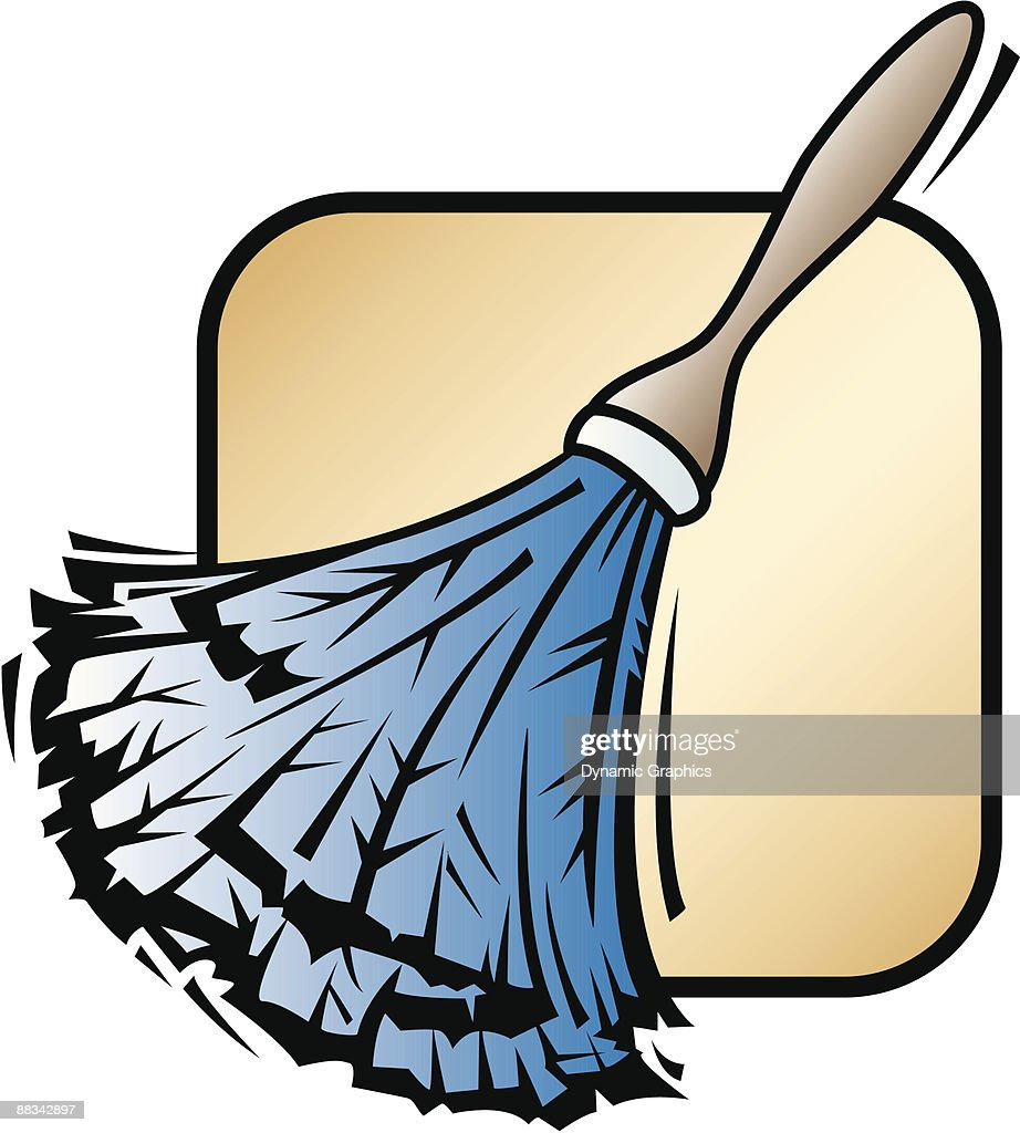 feather duster color vector art thinkstock rh thinkstockphotos in feather duster clipart free