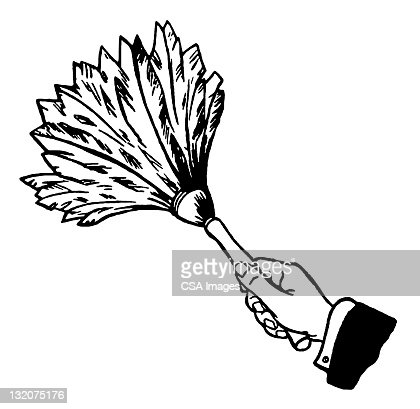 Feather Duster Vector Art | Getty Images