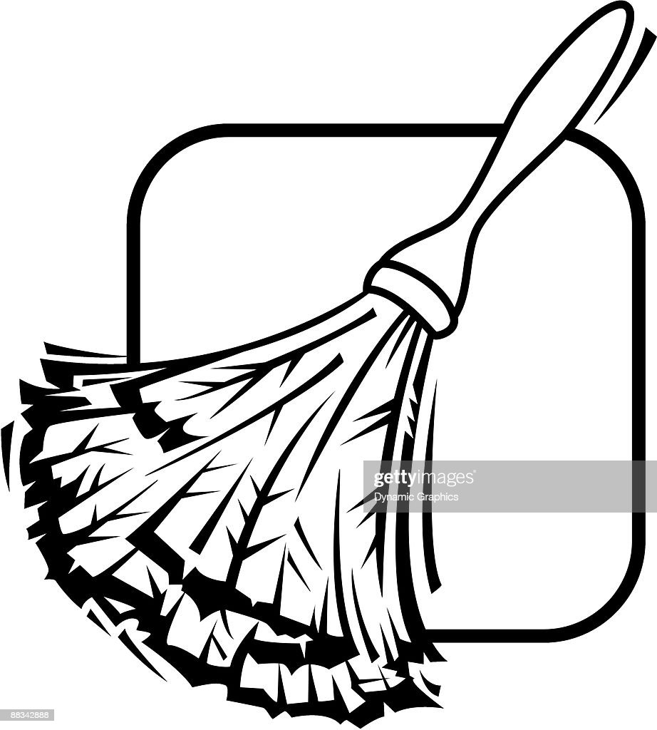 feather duster vector art thinkstock rh thinkstockphotos com feather duster clipart free