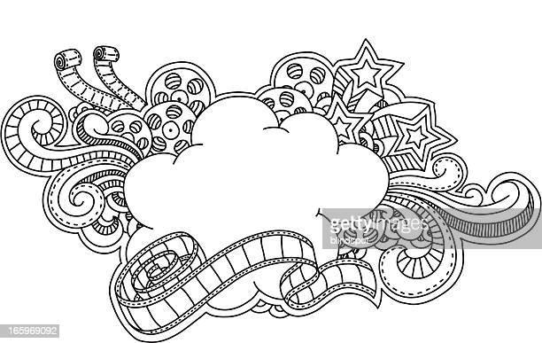 Film Cloud Frame