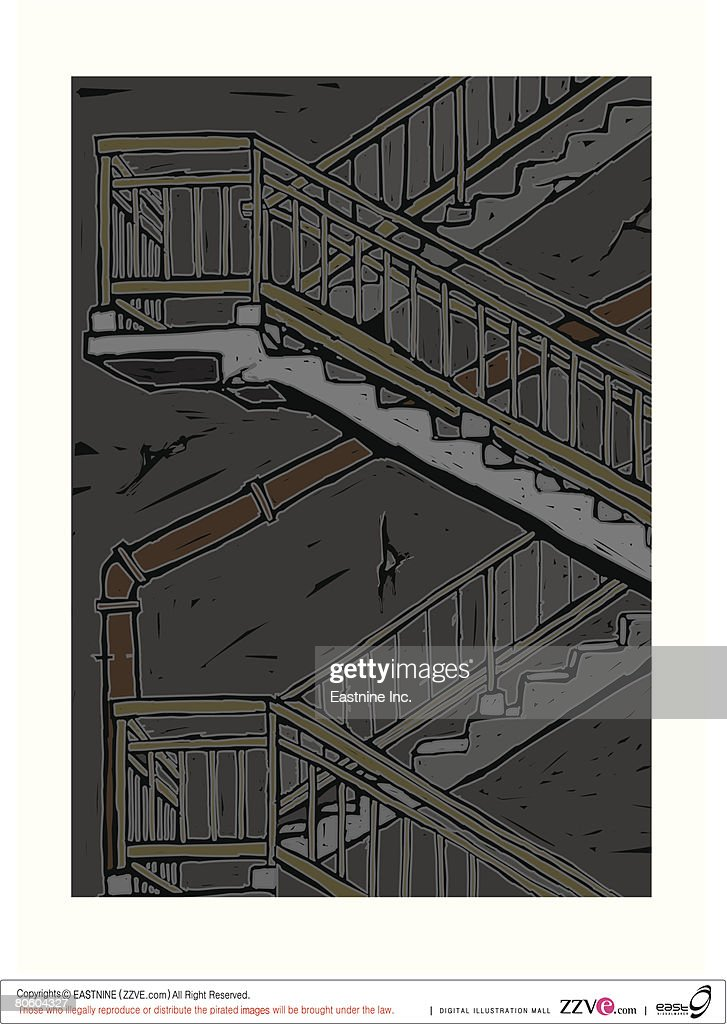 fire escape clipart free - photo #32