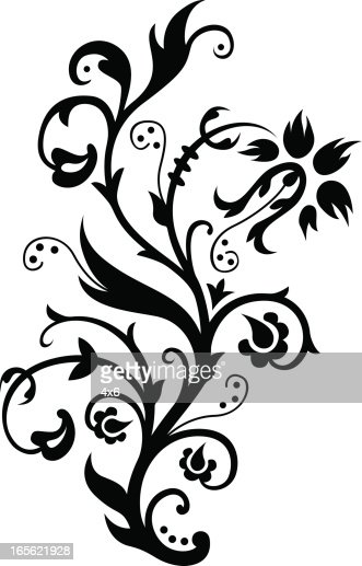 Floral Decoration floral decoration vector art | getty images