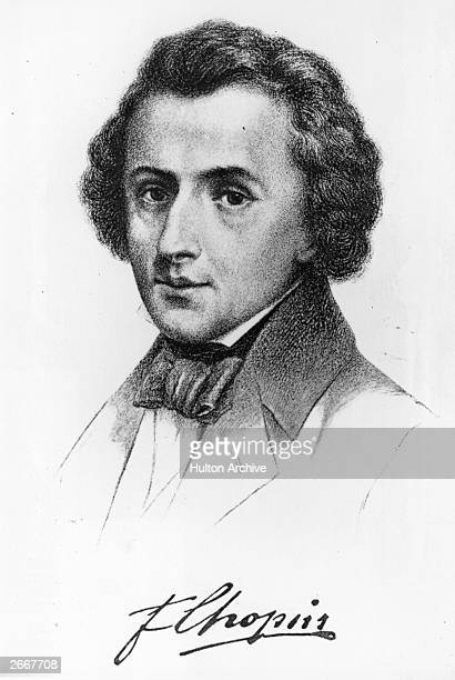 Frederic Chopin Polish Composer and Pianist
