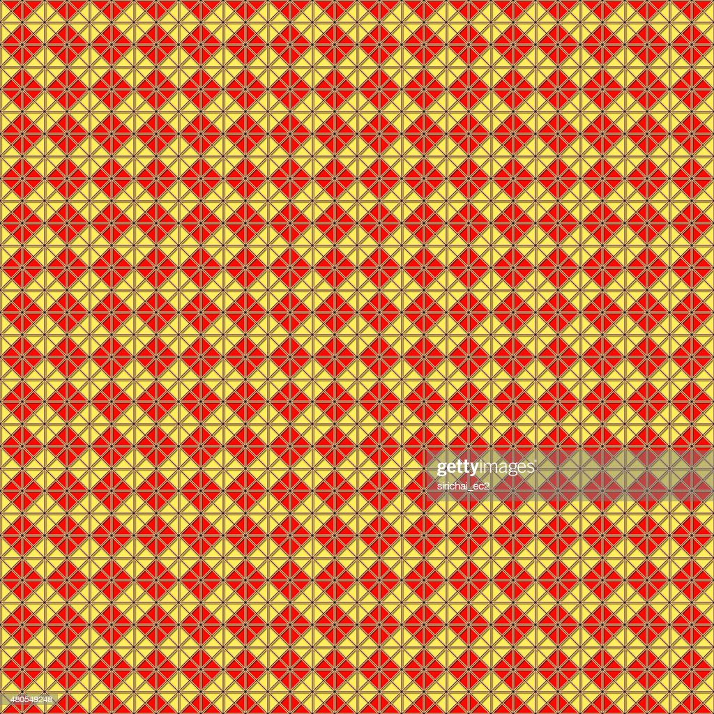 Geometric patterns : Stock Illustration