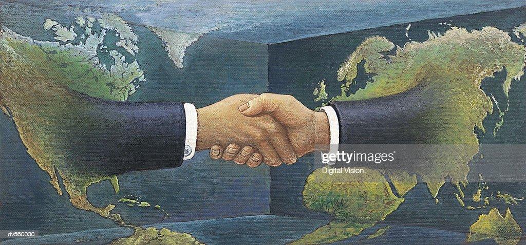Global Communication : Stock Illustration