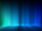 green blue glow bokeh abstract light background