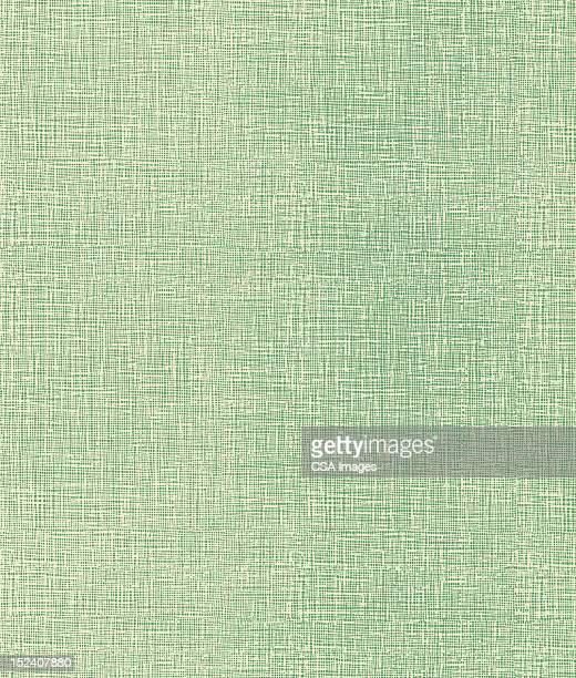 Green Linen Texture