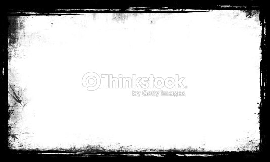 grunge frame stock illustration