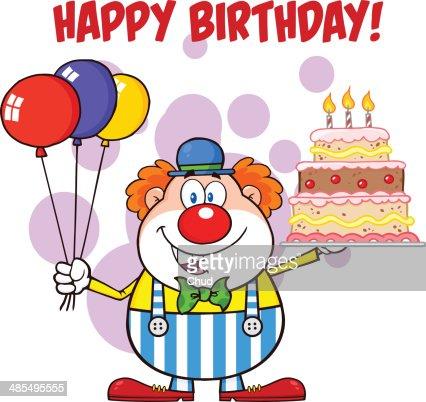 Клоуны поздравление с днем рождения