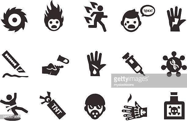 Hazard Warning Icons
