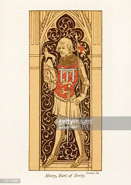 Henry Earl of Derby