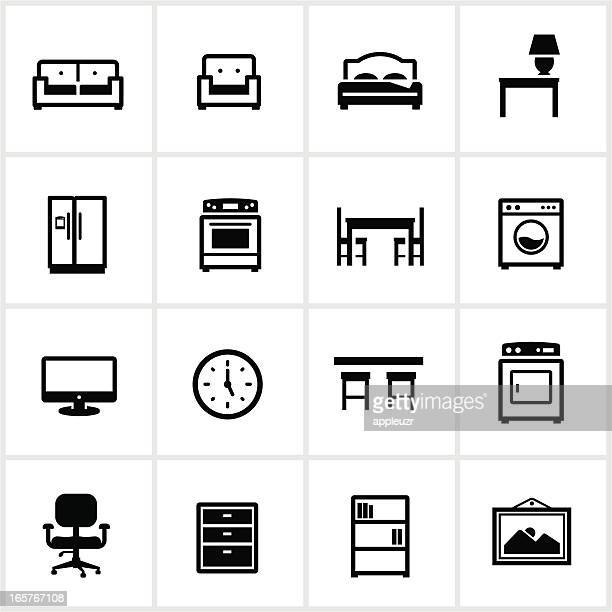 Home Furnishing Icons