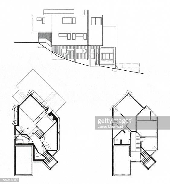 Floor Plan Stock Illustrations And Cartoons Getty Images