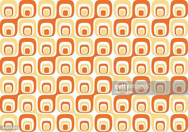 illustrated abstract pattern