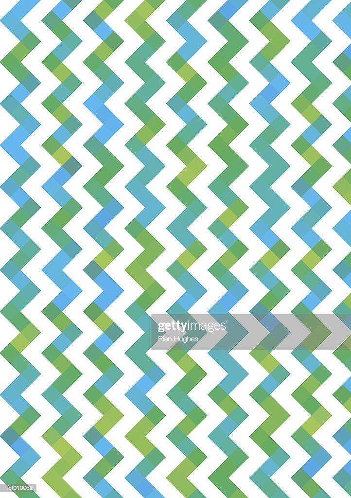 illustrated abstract pattern : Stock Illustration