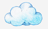Illustration of a cloud