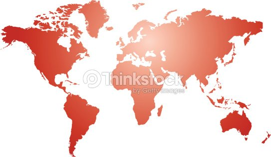 Illustration of a world map with a red and white radial gradient illustration of a world map with a red and white radial gradient arte vectorial gumiabroncs Images