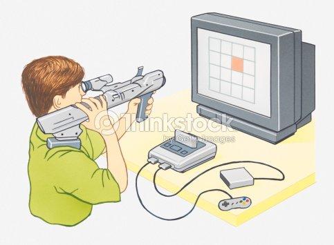 computer gun controller